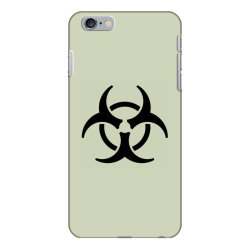 Biohazard Symbol iPhone 6 Plus/6s Plus Case | Artistshot
