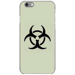 Biohazard Symbol iPhone 6/6s Case | Artistshot