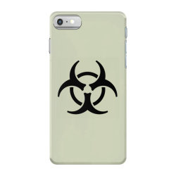 Biohazard Symbol iPhone 7 Case | Artistshot