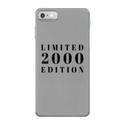 Limited Edition 2000 iPhone 7 Case | Artistshot