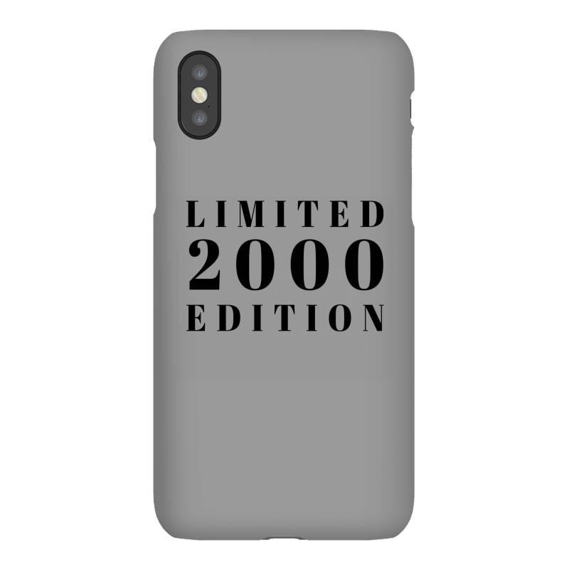 Limited Edition 2000 Iphonex Case | Artistshot