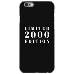 Limited Edition 2000 iPhone 6/6s Case | Artistshot