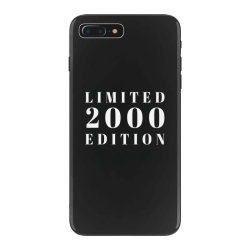 Limited Edition 2000 iPhone 7 Plus Case | Artistshot