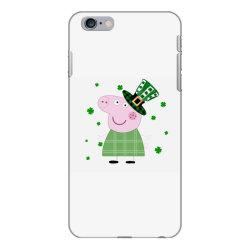 Peppa Pig St. Patrick's Day iPhone 6 Plus/6s Plus Case | Artistshot