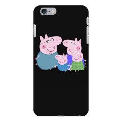 peppa pig family iPhone 6 Plus/6s Plus Case | Artistshot