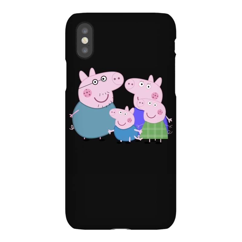 Peppa Pig Family Iphonex Case | Artistshot
