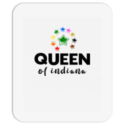 Queen of Indiana Mousepad | Artistshot