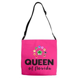 queen of Florida Adjustable Strap Totes | Artistshot