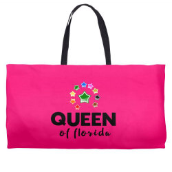 queen of Florida Weekender Totes | Artistshot