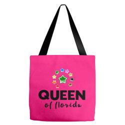 queen of Florida Tote Bags | Artistshot