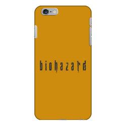 Biohazard iPhone 6 Plus/6s Plus Case   Artistshot