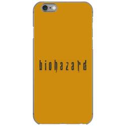 Biohazard iPhone 6/6s Case   Artistshot