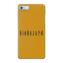 Biohazard iPhone 7 Case   Artistshot