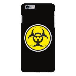 Biohazard Symbol iPhone 6 Plus/6s Plus Case | Artistshot