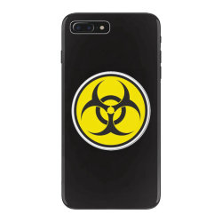Biohazard Symbol iPhone 7 Plus Case | Artistshot