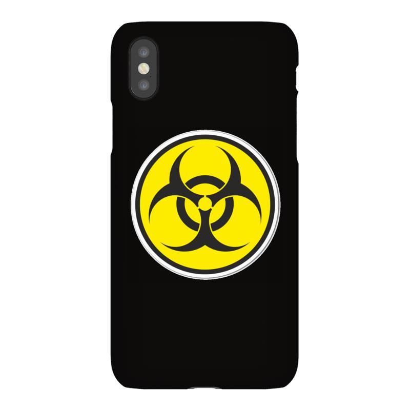 Biohazard Symbol Iphonex Case   Artistshot