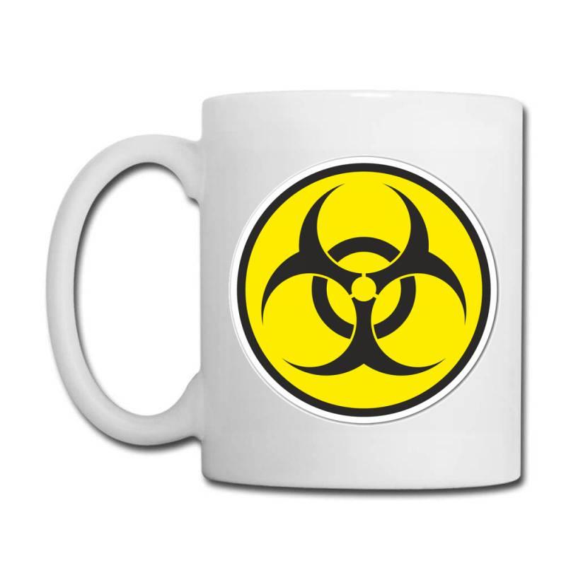 Biohazard Symbol Coffee Mug | Artistshot
