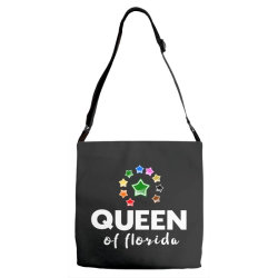 queen of Florida Adjustable Strap Totes | Artistshot