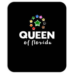 queen of Florida Mousepad | Artistshot