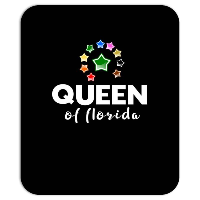 Queen Of Florida Mousepad | Artistshot