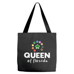queen of Florida Tote Bags | Artistshot
