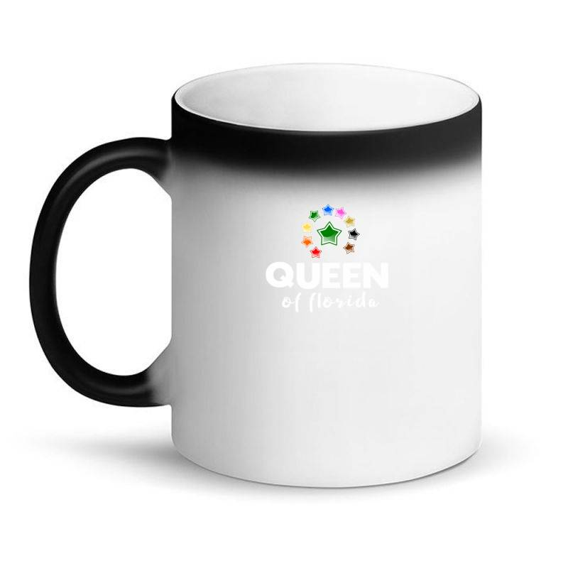 Queen Of Florida Magic Mug | Artistshot