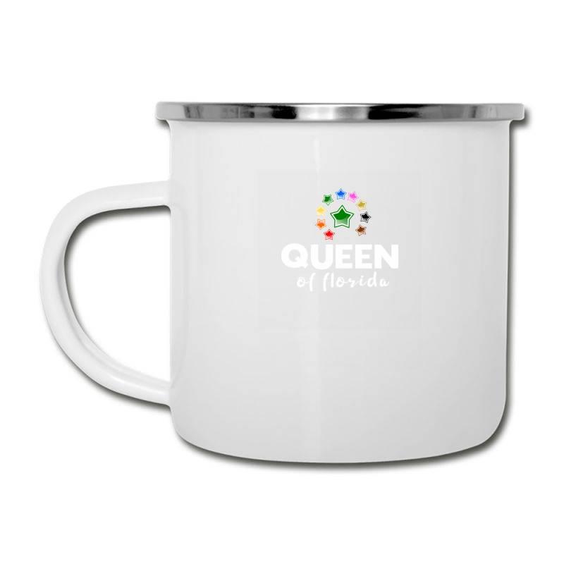 Queen Of Florida Camper Cup | Artistshot