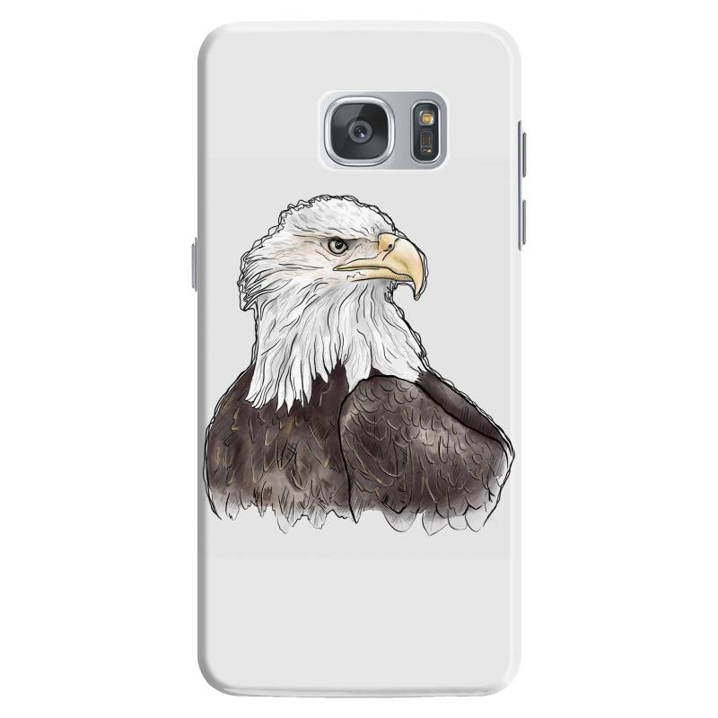 Watercolor Eagle Samsung Galaxy S7 Case | Artistshot
