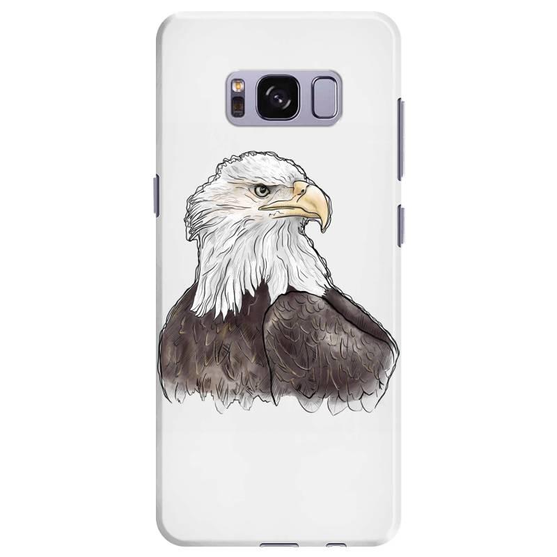 Watercolor Eagle Samsung Galaxy S8 Plus Case | Artistshot