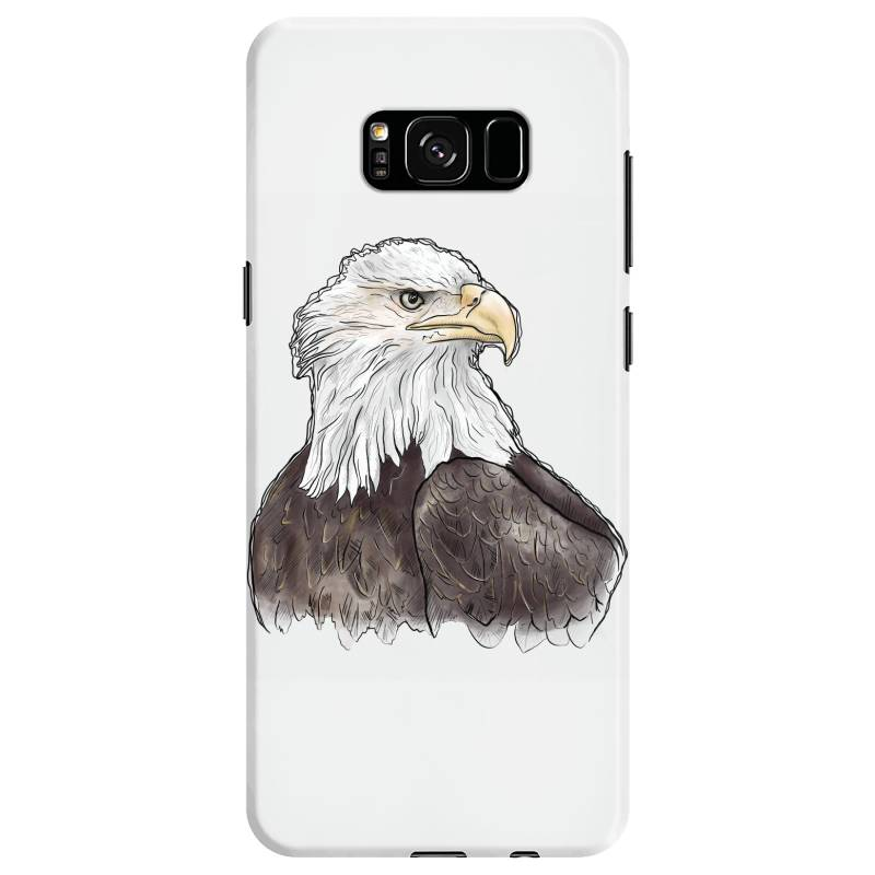 Watercolor Eagle Samsung Galaxy S8 Case | Artistshot