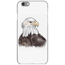 Watercolor Eagle iPhone 6/6s Case | Artistshot