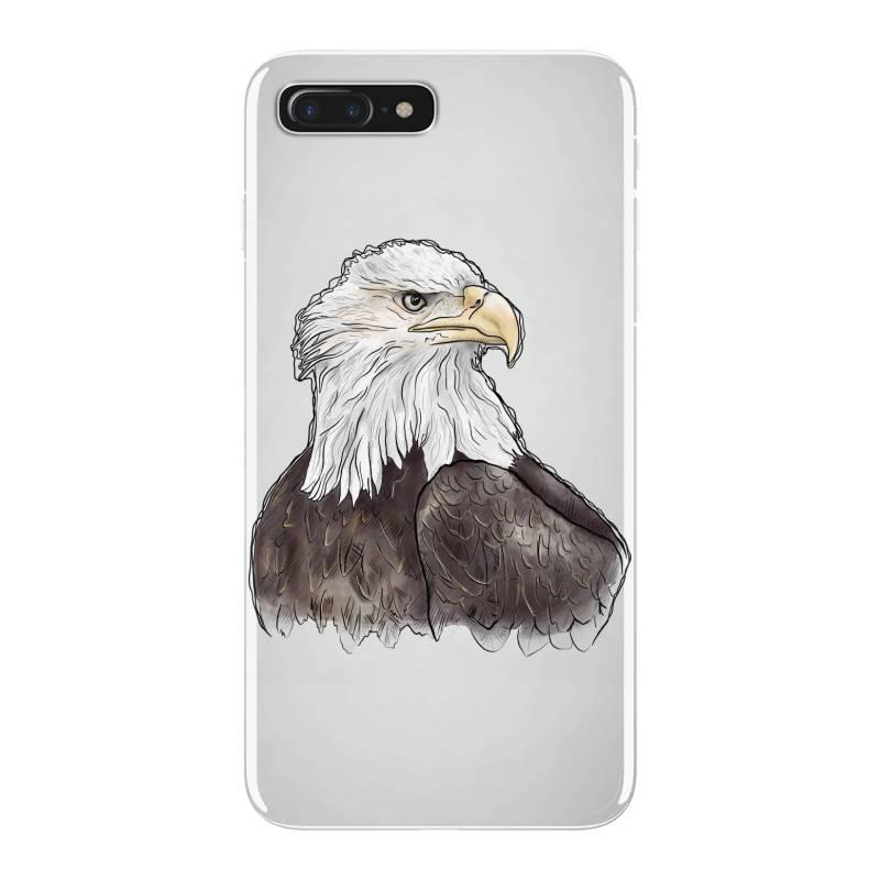 Watercolor Eagle Iphone 7 Plus Case | Artistshot