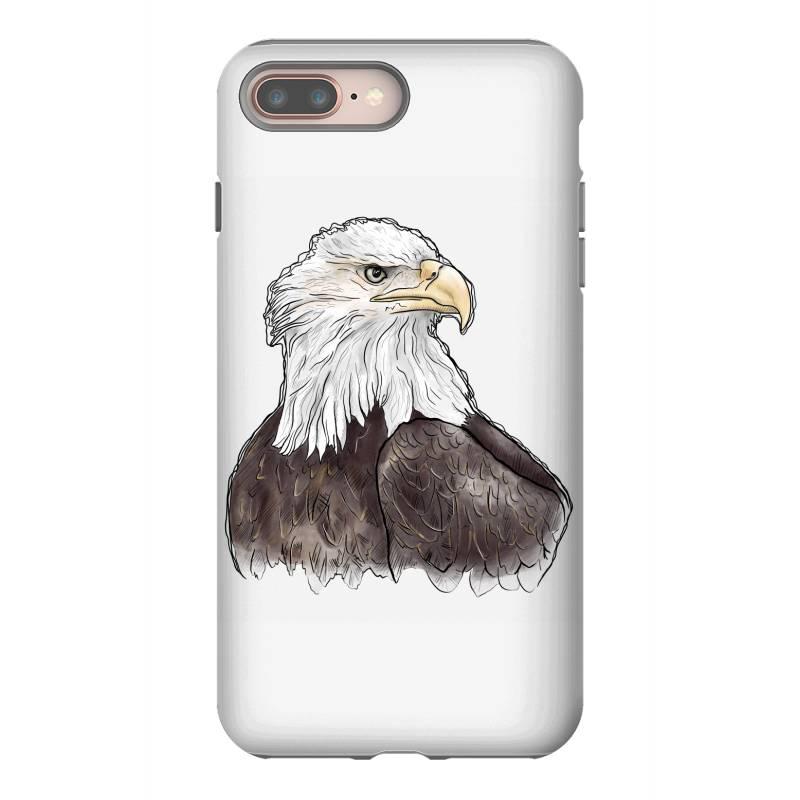 Watercolor Eagle Iphone 8 Plus Case | Artistshot