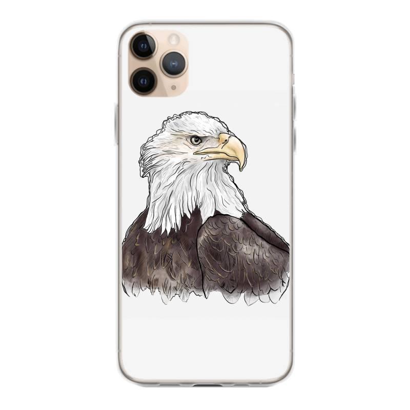 Watercolor Eagle Iphone 11 Pro Max Case | Artistshot