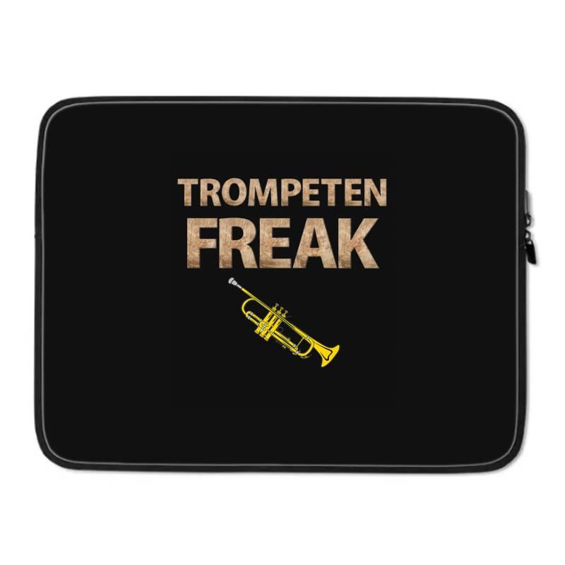 Trumpet Freak Of Brass Music Laptop Sleeve | Artistshot