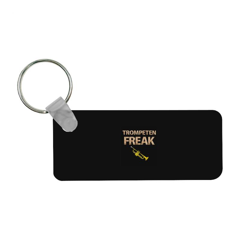 Trumpet Freak Of Brass Music Frp Rectangle Keychain | Artistshot