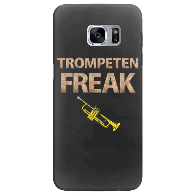 Trumpet Freak Of Brass Music Samsung Galaxy S7 Edge Case | Artistshot