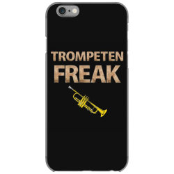 trumpet freak of brass music iPhone 6/6s Case | Artistshot