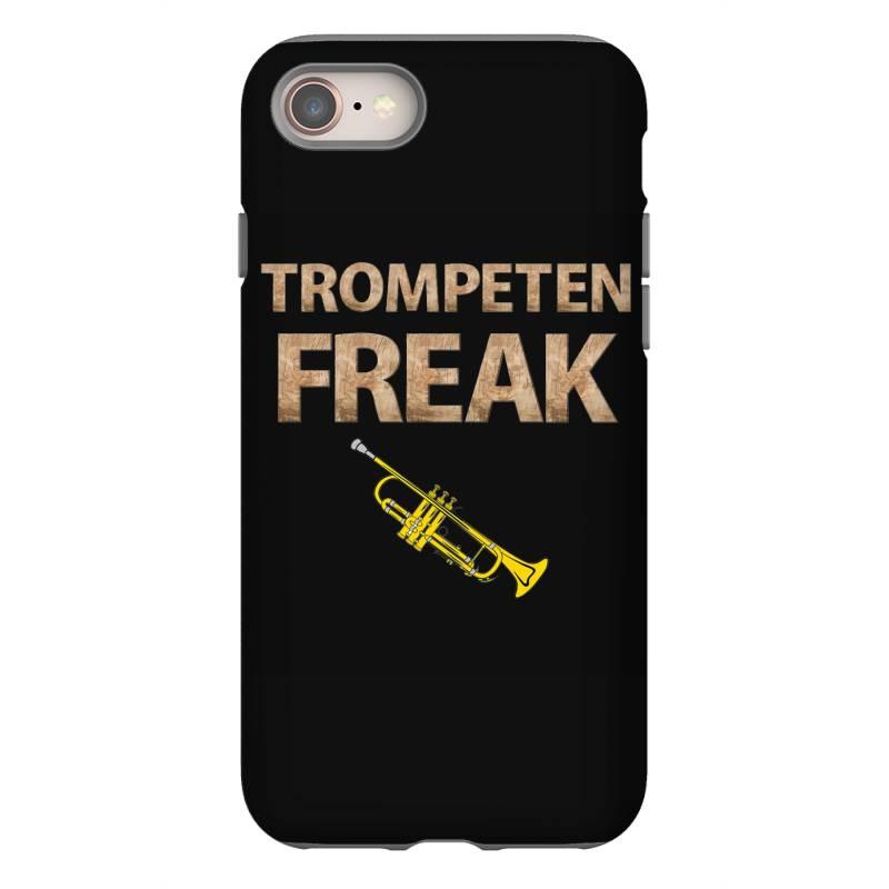 Trumpet Freak Of Brass Music Iphone 8 Case   Artistshot