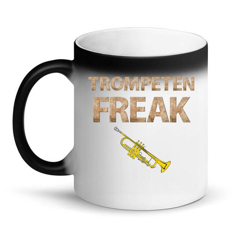 Trumpet Freak Of Brass Music Magic Mug | Artistshot