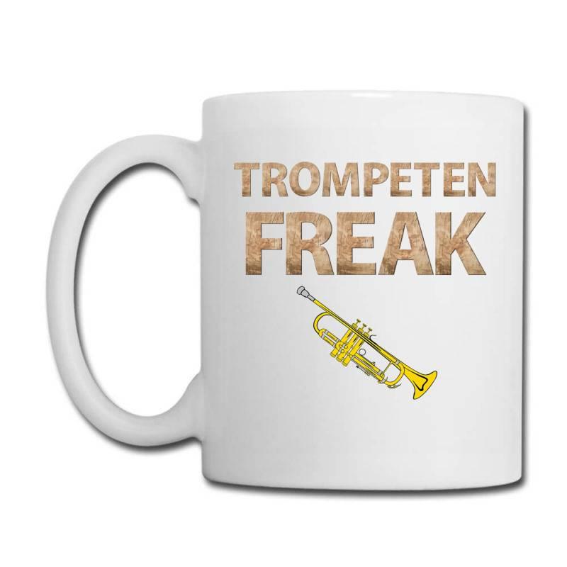 Trumpet Freak Of Brass Music Coffee Mug | Artistshot