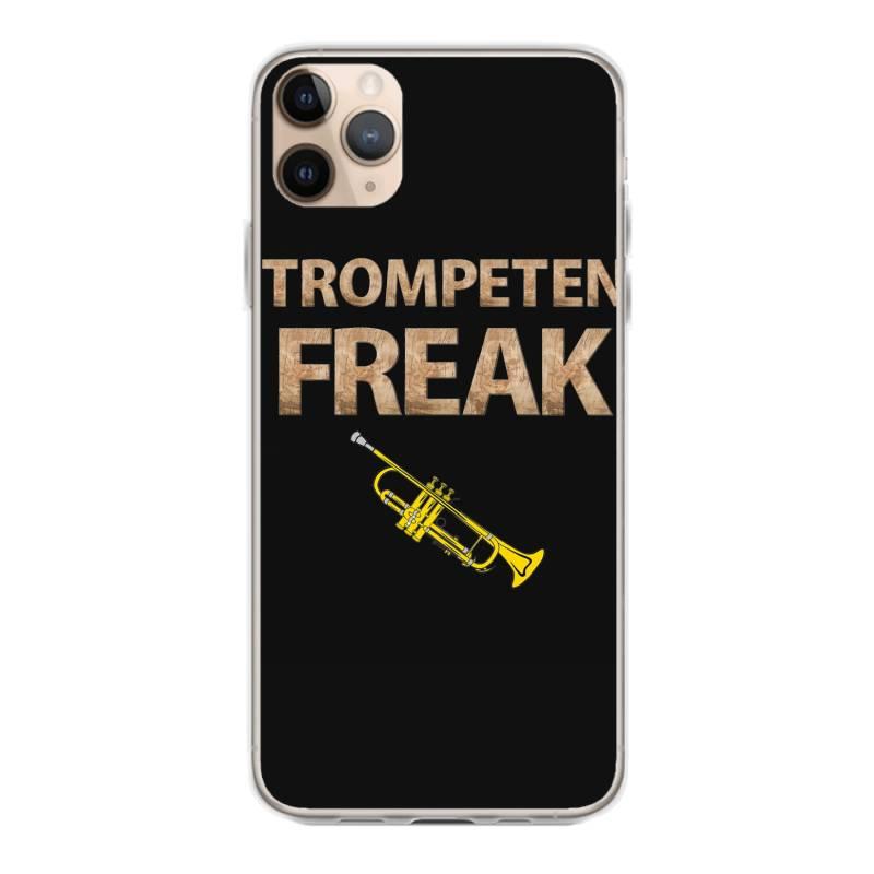 Trumpet Freak Of Brass Music Iphone 11 Pro Max Case | Artistshot