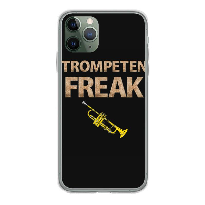 Trumpet Freak Of Brass Music Iphone 11 Pro Case | Artistshot
