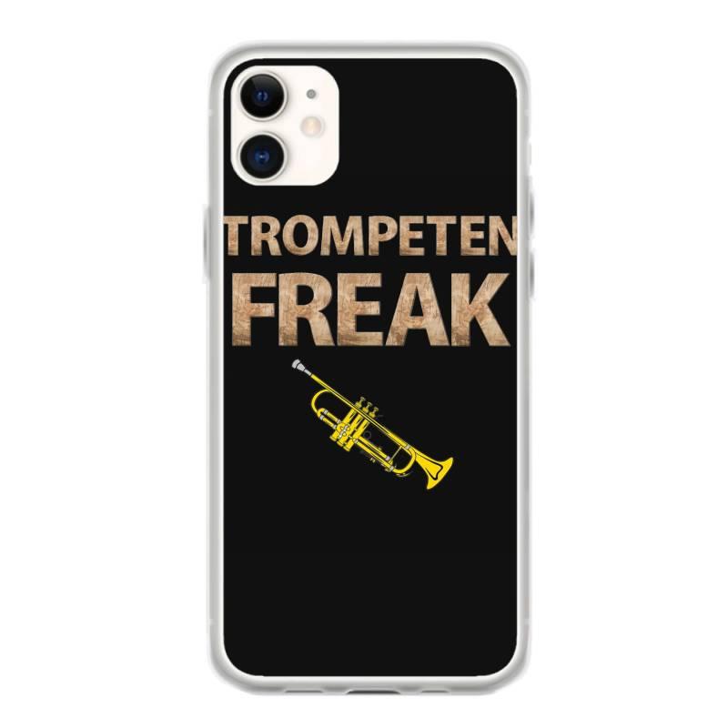 Trumpet Freak Of Brass Music Iphone 11 Case | Artistshot