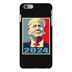 donald trump for president 2024 iPhone 6 Plus/6s Plus Case | Artistshot