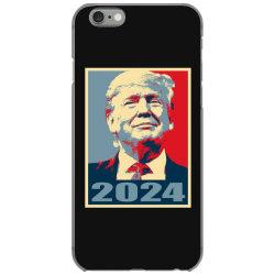donald trump for president 2024 iPhone 6/6s Case | Artistshot