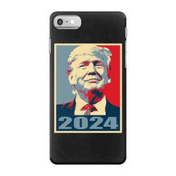 donald trump for president 2024 iPhone 7 Case | Artistshot