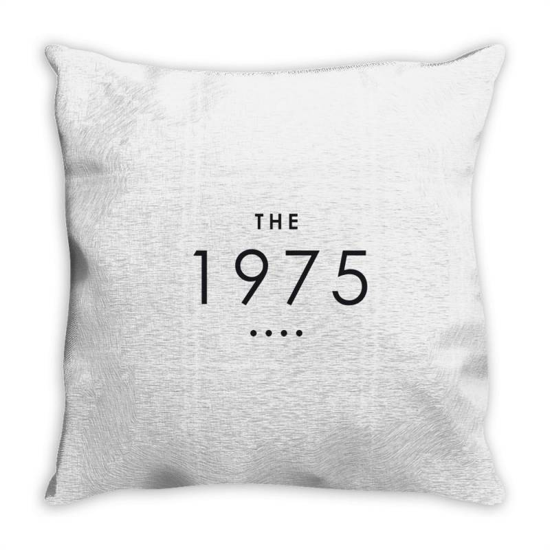 The 1975 Throw Pillow | Artistshot