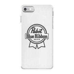 Pabst Blue Ribbon Beer iPhone 7 Case | Artistshot