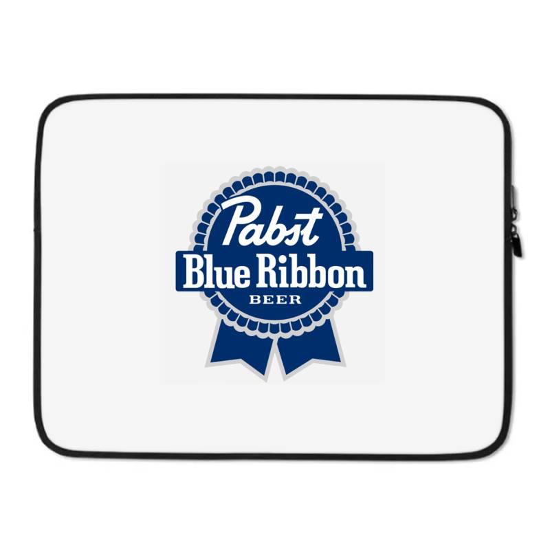 Pabst Blue Ribbon Laptop Sleeve | Artistshot
